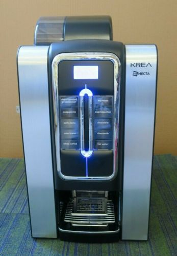 Necta Krea ES Table Top Bean To Cup Espresso Latte Coffee Hot Chocolate Machine